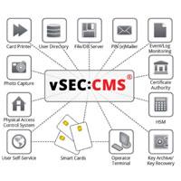vSEC:Smart Card Management System